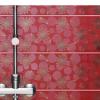 Çiçek desenli bordür seramik ve fayans tasarımları
