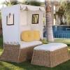 İlginç bahçe mobilya örnekleri