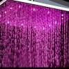ışıklı duş başlığı