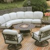 Dekoratif bahçe mobilya tasarımları