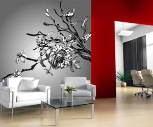 Tasarım Harikası Duvar Stickerları