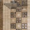 Kare parçalı ilginç seramik ve fayans tasarımları