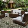 Masalı bahçe mobilya takım örnekleri