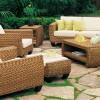 Modern bahçe mobilya tasarımları