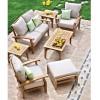 Modern en güzel bahçe mobilya örnekleri
