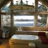Sauna banyo ahşap küvet örnekleriı