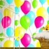 balonlu çocuk odası duvar kağıdı