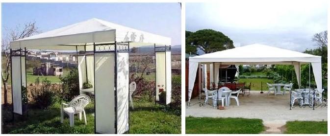 beyaz çadır