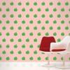 elmalı çocuk odası duvar kağıdı