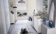 İlginç Çamaşır Odaları