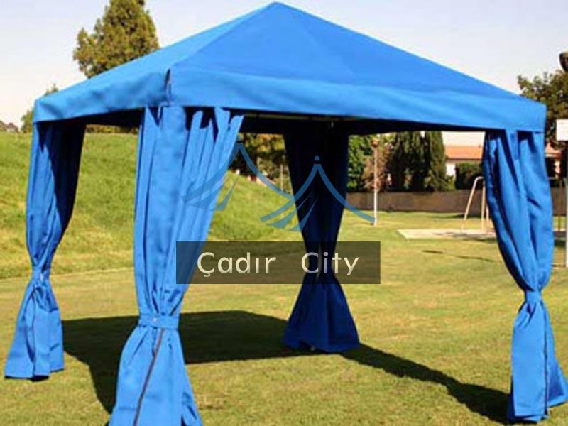 mavi çadır