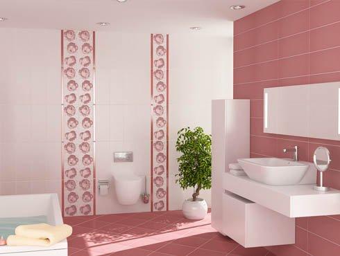 modern hilton banyo