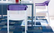 En Yeni Plastik Sandalye Modelleri