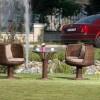 İki kişilik masalı tepe home bahçe mobilya tasarımları