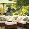 Büyük bahçe modern tepe home bahçe mobilya tasarımları