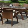 Büyük masa tepe home bahçe mobilya tasarımları