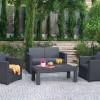 En yeni tepe home bahçe mobilya tasarımları