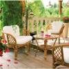 Eski tarz tepe home bahçe mobilya tasarımları