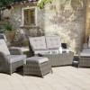 Gri hasır tepe home bahçe mobilya tasarımları
