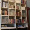 dolaplı kitaplık