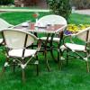 istikbal bahçe masası