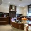 kahverengi kelebek mutfak modeli