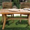 kahverengi plastik bahçe mobilyaları
