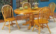 Ahşap Mutfak Masası Modelleri