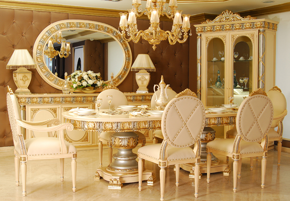 armada altın sarısı mobilya