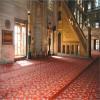 çiçekli cami halısı