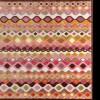şekilli halı modeli