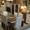 Açılan masa masko yemek odası tasarımları