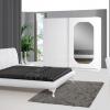 Avangart lake mobilya yatak odası tasarımları