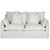 Bol yastıklı ikili kanepe modelleri