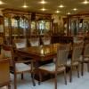 Eskitme mobilya masko yemek odası tasarımları