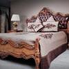 Eskitme model yatak odası takımı