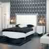 Farklı avangart modoko yatak odası tasarımları