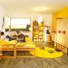 Kullanışlı çift yataklı modoko genç odası tasarımları