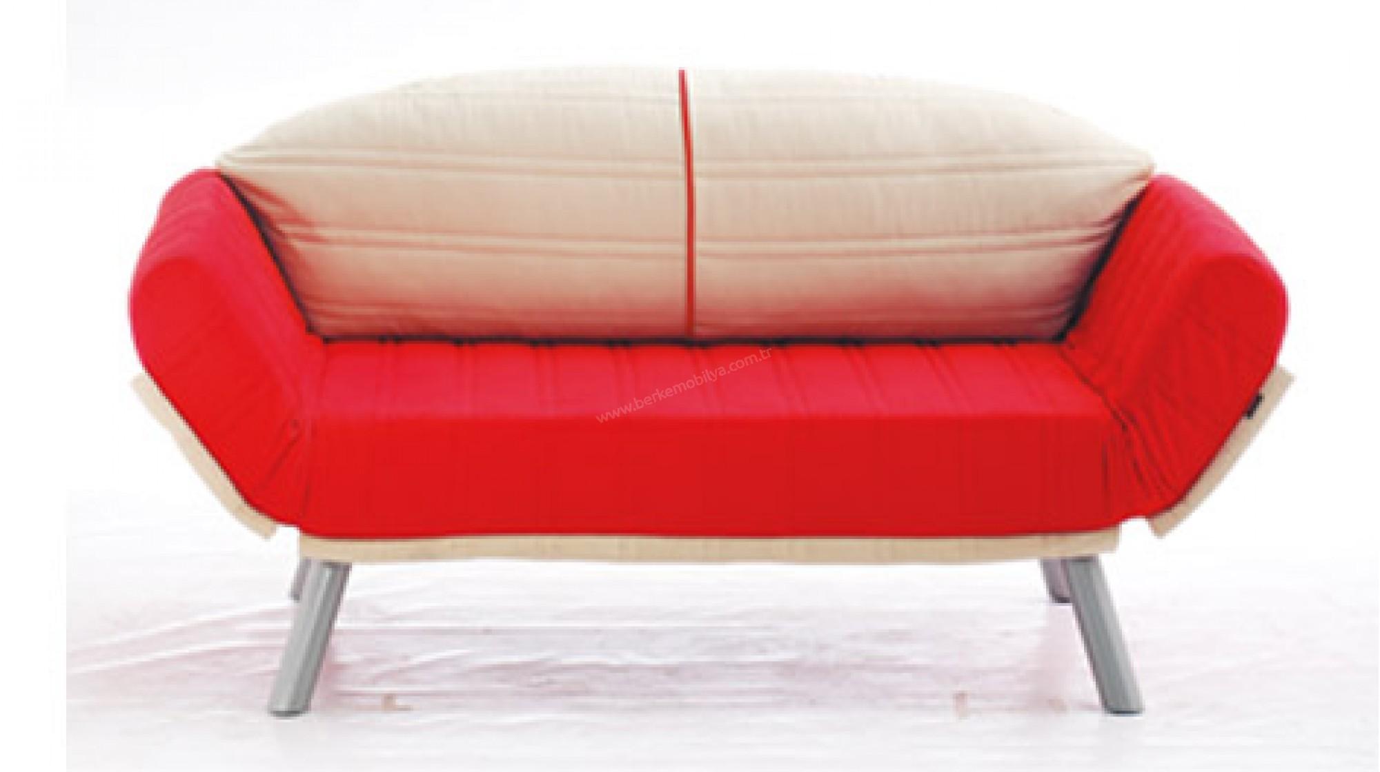 Mercan ikili kanepe modeli