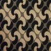 Siyah bej uyumlu duvardan duvara nurteks halı tasarımları
