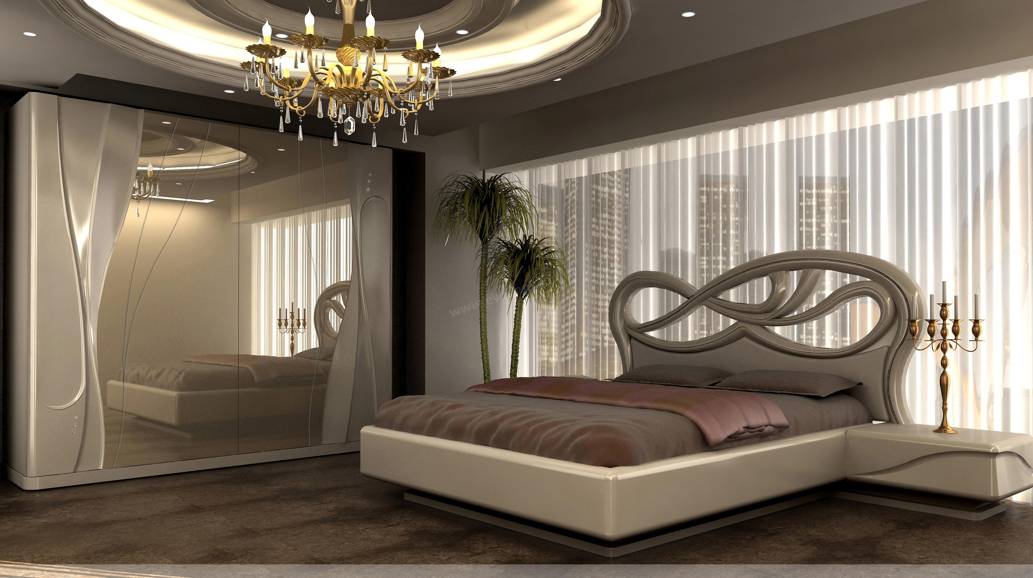 Yani nesil modern tasarım modoko yatak odası örnekleri
