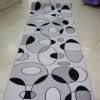 Yuvarlak desenli kesme halı tasarımları