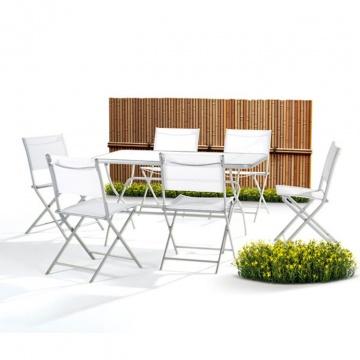beyaz bahce mobilyasi