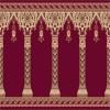 bordo cami halısı