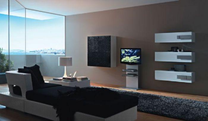 dekoratif tv ünitesi