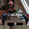 ikea kare yemek masası