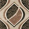 kahverengi sanat halı