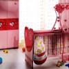 kalpli bebek odası takımı