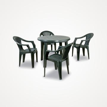 kocatas plastik bahce masa ve sandalyesi