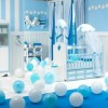 mavi bebek odası